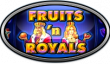 Fruits and Royals играть
